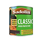 Sadolin Classic Wood Protection - Rosewood - 1 Litre