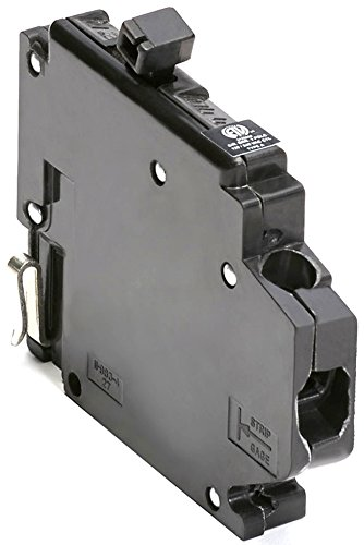 Circuit Breaker Clip (UBITBA120L-New Challenger MH120-L Type A Replacement.  One Pole 20 Amp Left Clip Circuit Breaker Manufactured by Connecticut Electric.)