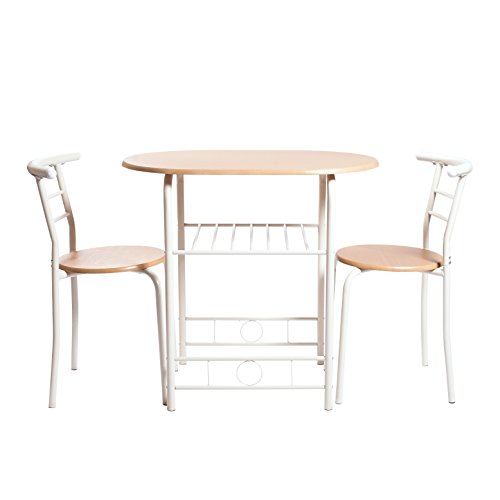Handi-Craft 3 Piece Compact Dining Set w/Table and Matching - Table Beech Chairs