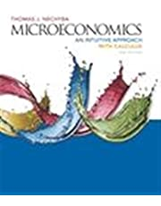 Microeconomics: An Intuitive Approach with Calculus