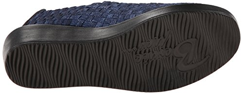 Bernie Mev Frauen Smooth Cha Cha Slip-On Loafer Jeans