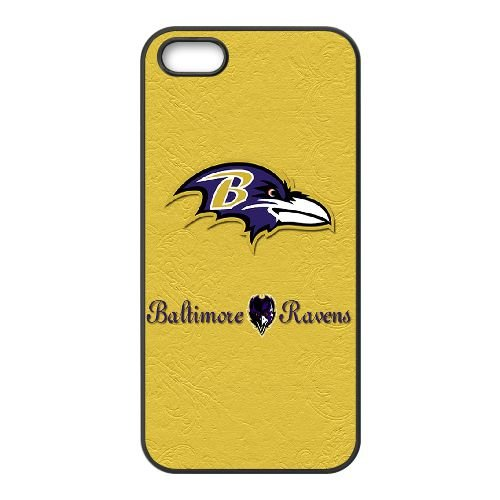 Baltimore Ravens OK35LC7 coque iPhone 5 5s cellulaire cas de téléphone coque O9ER8Q6XU