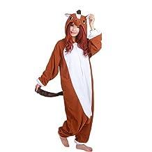 XMiniLife Brown Horse Adult Costume Onesie Sleepwear/XL