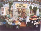 Alan Percy Walker Mint Condition Rare Prints Vintage 1980s( The Garden The Florists in Oxfords covered Market)