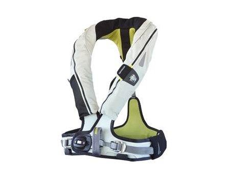 Spinlock Deckvest Lifejacket Harness - Size 3 (Tropic White)