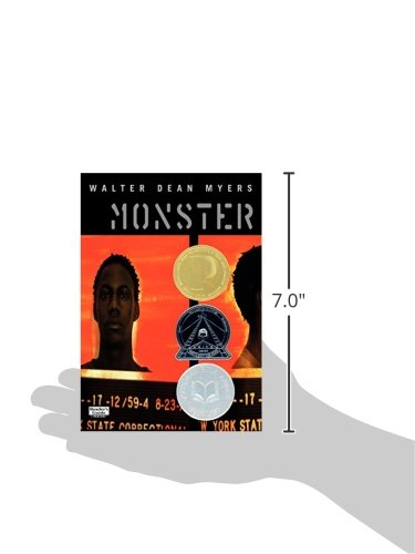 monster by walter dean racism Currently viewing the tag: racism  the crossover by kwame alexander  harlem: a poem by walter dean myers journey by aaron becker.