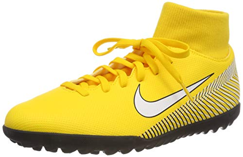 Black Footbal Club 001 6 s NIKE NJR Superfly Amarillo White Tf Men Shoes Multicolour fT0gx7