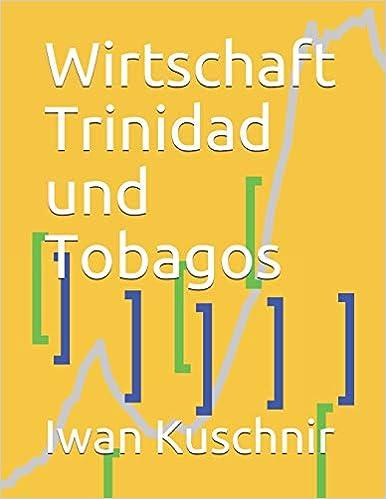 Wirtschaft Trinidad und Tobagos