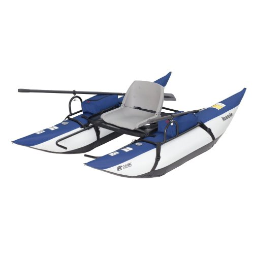 Roanoke Inflatable Pontoon Boat-Classic Accessories