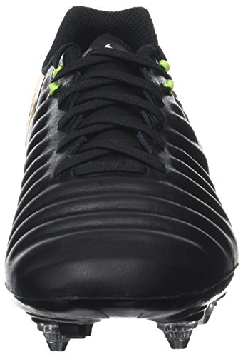 's Tiempo Iv Ligera White laser Sg Black Men Footbal Shoes Orange volt NIKE Black HwE15q