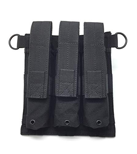 Tactical Hardwear UMP/MP5 Mag Pouch, Black