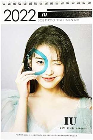 Iu 2022 Calendar.Amazon Co Jp Iu 2022 2023 2 Year Desk Calendar Sticker Included Korean Idol Korean Actress Korean Drama Korean Singer Kpop Tabletop Calendar Aiyu Iu Office Products
