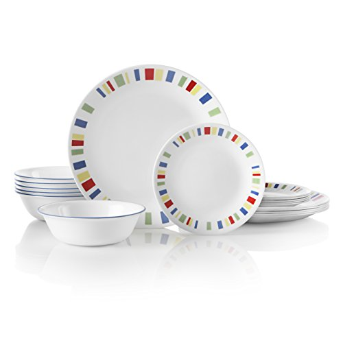 colored corelle - 2