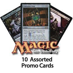 10 Assorted Promotional (Promo) Cards Magic the Gathering MTG (Card Promo Toy)