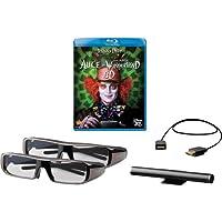 Sony 3DBNDL/ALICE 3D Deluxe Starter Kit, Black