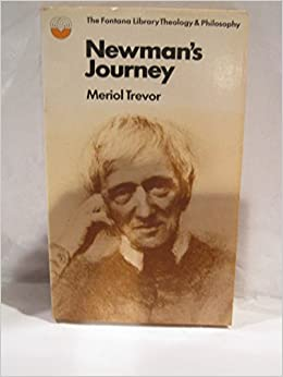 Book Newman's Journey (Fontana library of theology and philosophy)