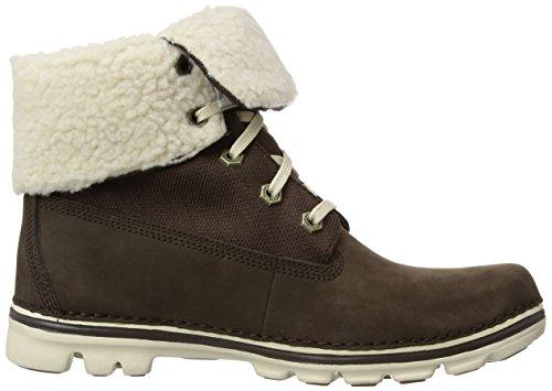 Marron Rolltop 2014 Chaussures Ftw Dark Brookton femme Brown d'hiver Marron Brookton Ek Timberland Beige wUIPYP