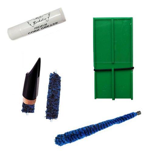 RS Berkeley Soprano Saxophone Saver Kit (Green)