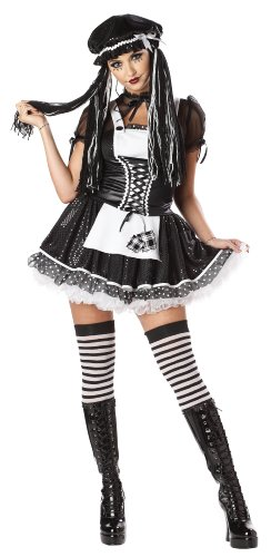 Raggedy Ann Costume for Women