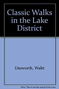 Hardcover Classic Walks in the Lake District Book
