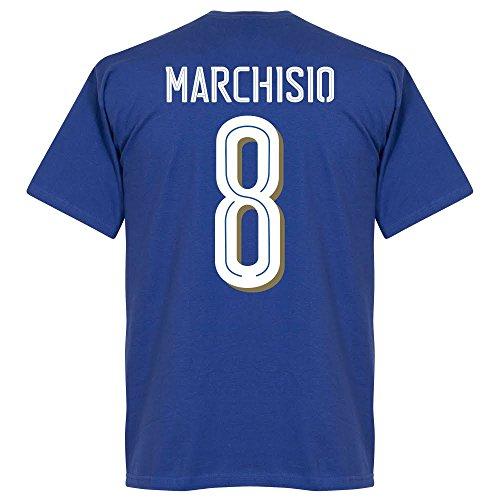 Italia Marchisio maglietta–Royal