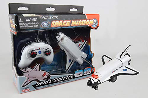 Space Mission Radio Control...