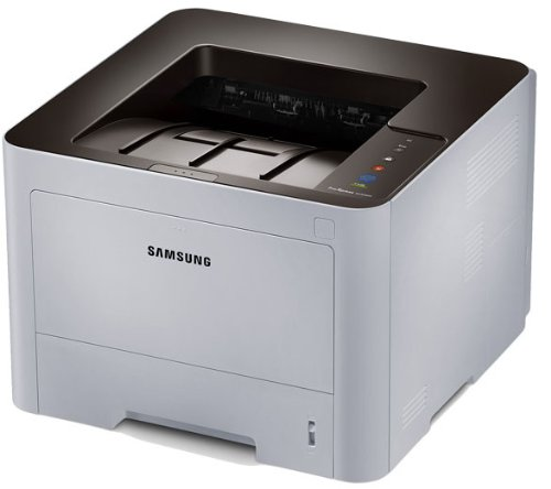 Samsung Xpress M3320ND Stampante Laser Monocromatica, Bianco/Nero Samsung Printing SL-M3320ND 33ppm a4