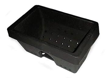 Brasero completo en fundición original MCZ cod. 413008003 para estufas de pellets: Amazon.es: Bricolaje y herramientas