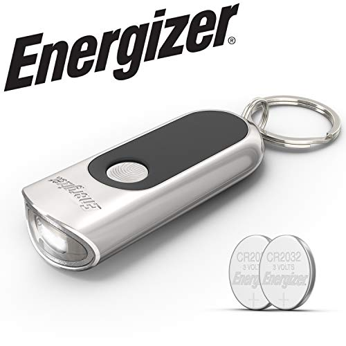 Energizer Keychain Light Touch Technology