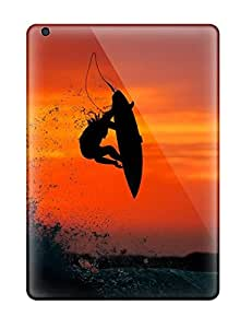 Rene Kennedy Cooper's Shop Fashionable Ipad Air Case Cover For Surfing Protective Case 8718508K35866586