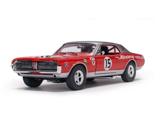 1967 Mercury Cougar #15 Parnelli Jones
