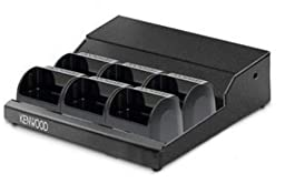 Kenwood KMB-44K Six Unit Charging Cup and Multi-AC Adapter