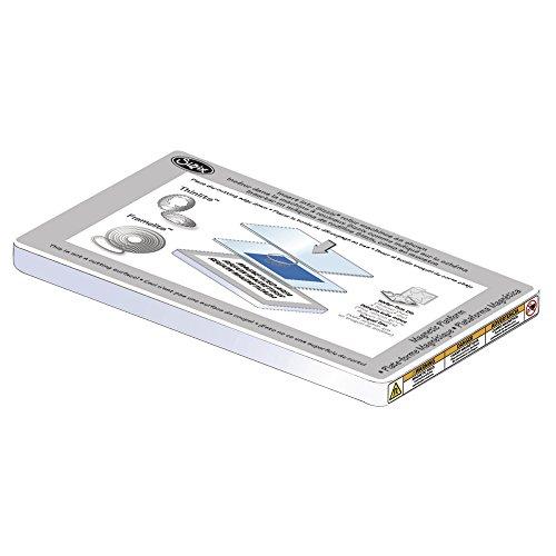 Sizzix 656499  BIGkick/Big Shot/Vagabond Magnetic Platform, 6.125 by 8.875 by .625-Inch