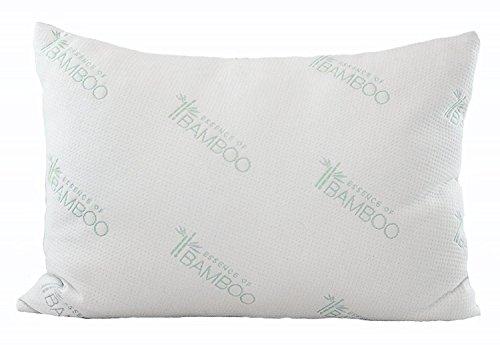 essence of bamboo gel fiber pillow