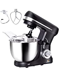 Stand Mixer,Posame Dough Mixer Cake/Bread Kneading Machine,Professional Kitchen Electric Mixer