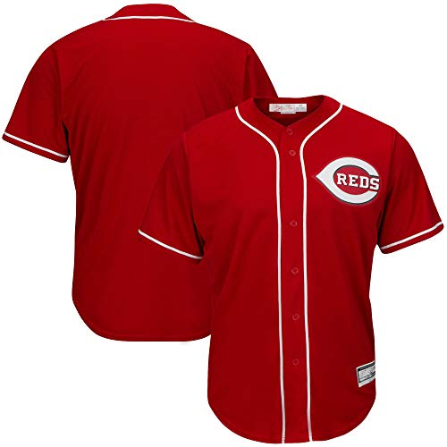 Men's/Women's/Youth Cincinnati_Home_Reds Cool Base Team Jersey L