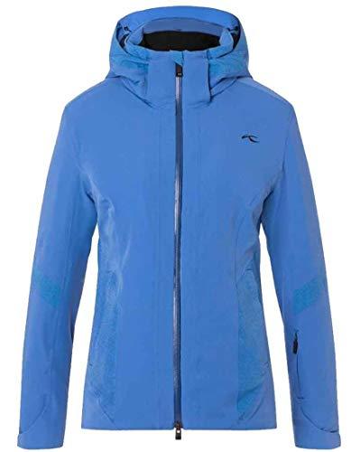 Kjus WMNS Size 38 (Medium) Laina Jacket Strong Blue ()