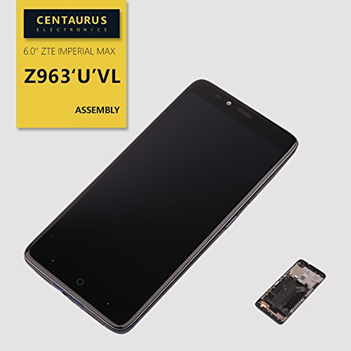 zte imperial screen replacement - 2