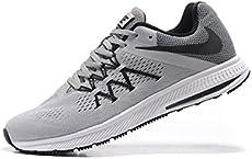 fce632501 New Nike Men s Zoom Winflo 3 Running Shoe Platinum Grey 10