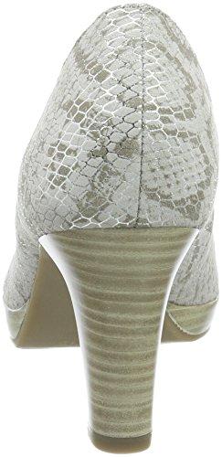 stone Gris Structur Femme Escarpins 22410 Tamaris wqOSYz4
