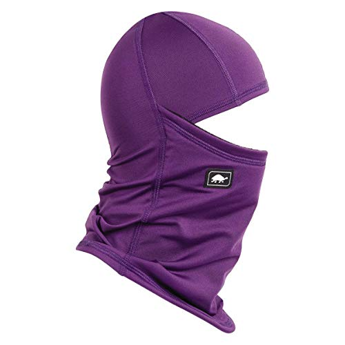 Turtle Fur Shinobi Comfort Shell UV Fleece Lined Performance Balaclava, Potion (Turtle Fur Frost Mask)