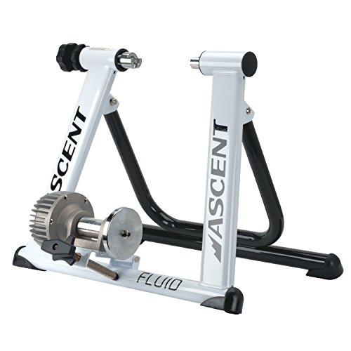 Ascent Fluid Indoor Bicycle Trainer