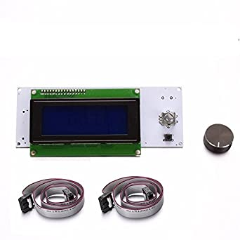 alunar pantalla LCD para 3d impresora Prusa i3 kit, especial para ...
