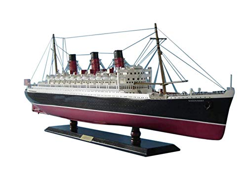 Queen Mary Limited Model Cruise Ship 40 inch