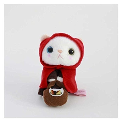 choo choo cat stuffed mascot Little Red Riding Hood
