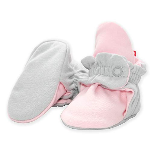 Zutano Lightweight Organic Cotton Booties