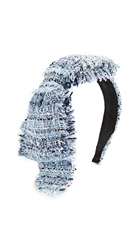 Eugenia Kim Women's Misti Headband, Blue, One Size by Eugenia Kim
