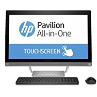 HP Pavilion 27-a210 All-in-One, 27 Full HD Touchscreen, Intel Core i7-7700T