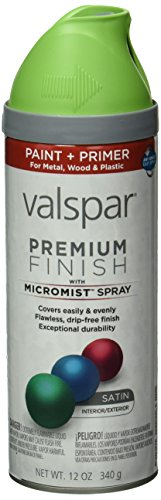 Valspar 410-85082 SP Brand 12 oz Tropical Foliage Satin Prem