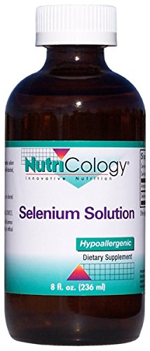 Nutricology Selenium Solution - Selenium Solution